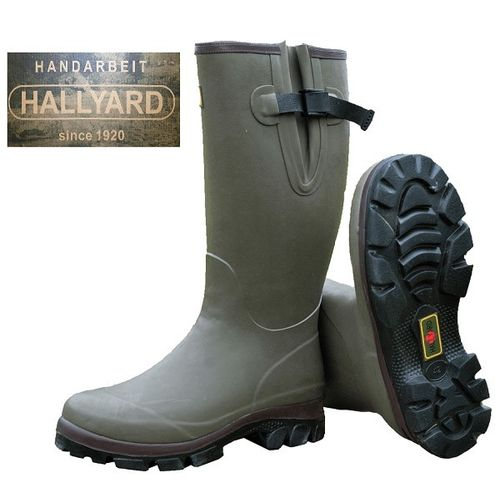 "Winter-Gummistiefel ""Hallyard"" 5-mm Neoprenfutter"