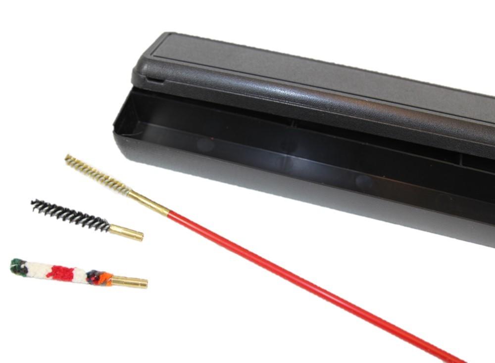 Set für Langwaffen Kal Putzzeug 7,5mm